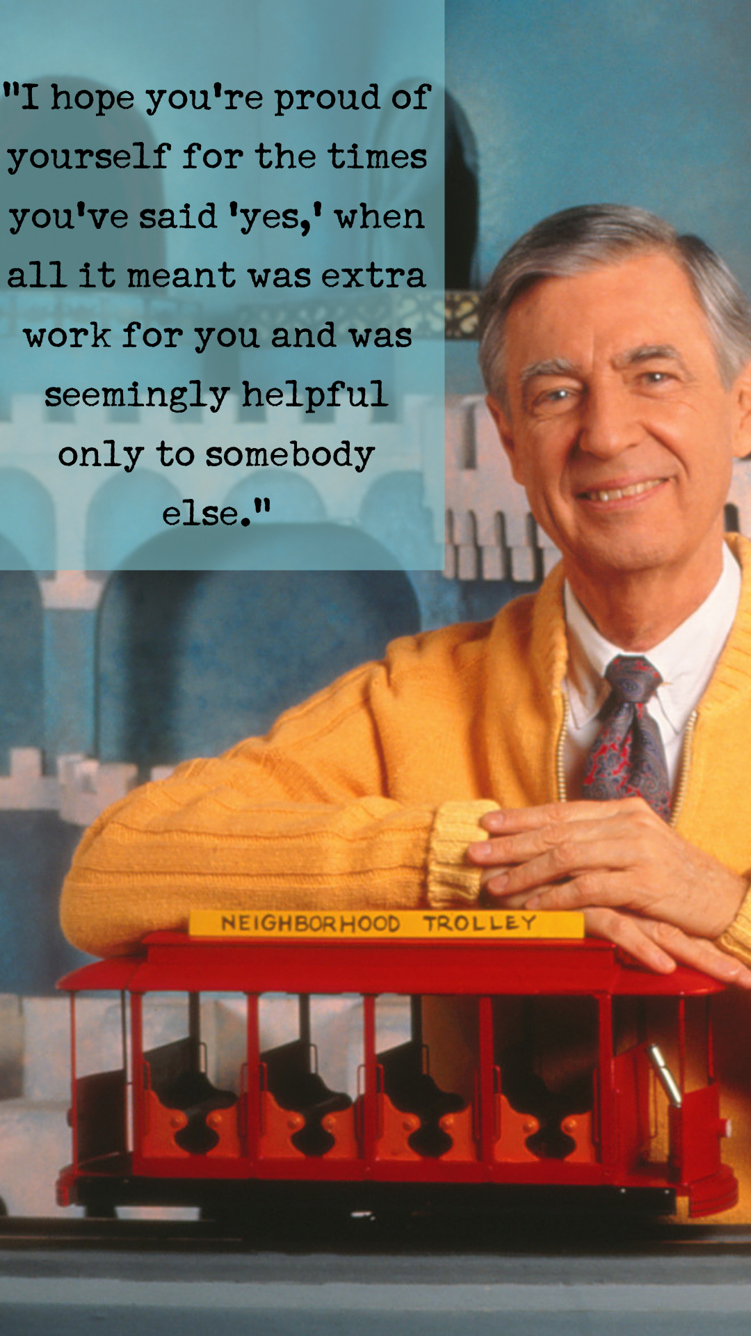 Mr Rogers Kindness Quotes Mr Rogers Quote Kindness Quotes Life Quotes