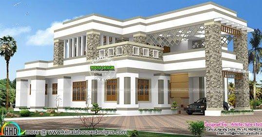 Highly decorative modern home plan | Ideas para el hogar | Pinterest on