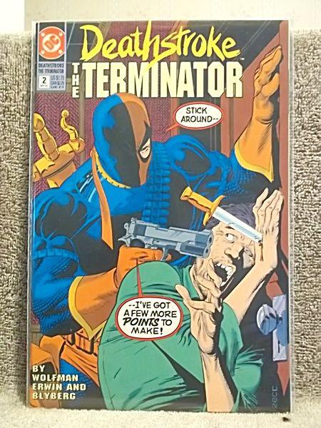 Deathstroke, The Terminator No. 2