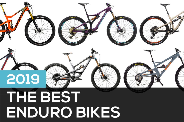 The Best Enduro Mountain Bikes Of 2019 Mountain Biking Bike