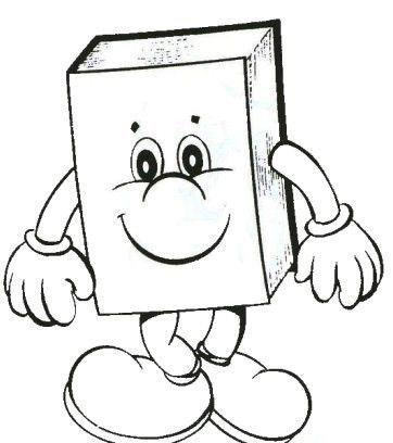 Kitap 49 Kitap Haftası Için Kitap Boyama Sayfaları School