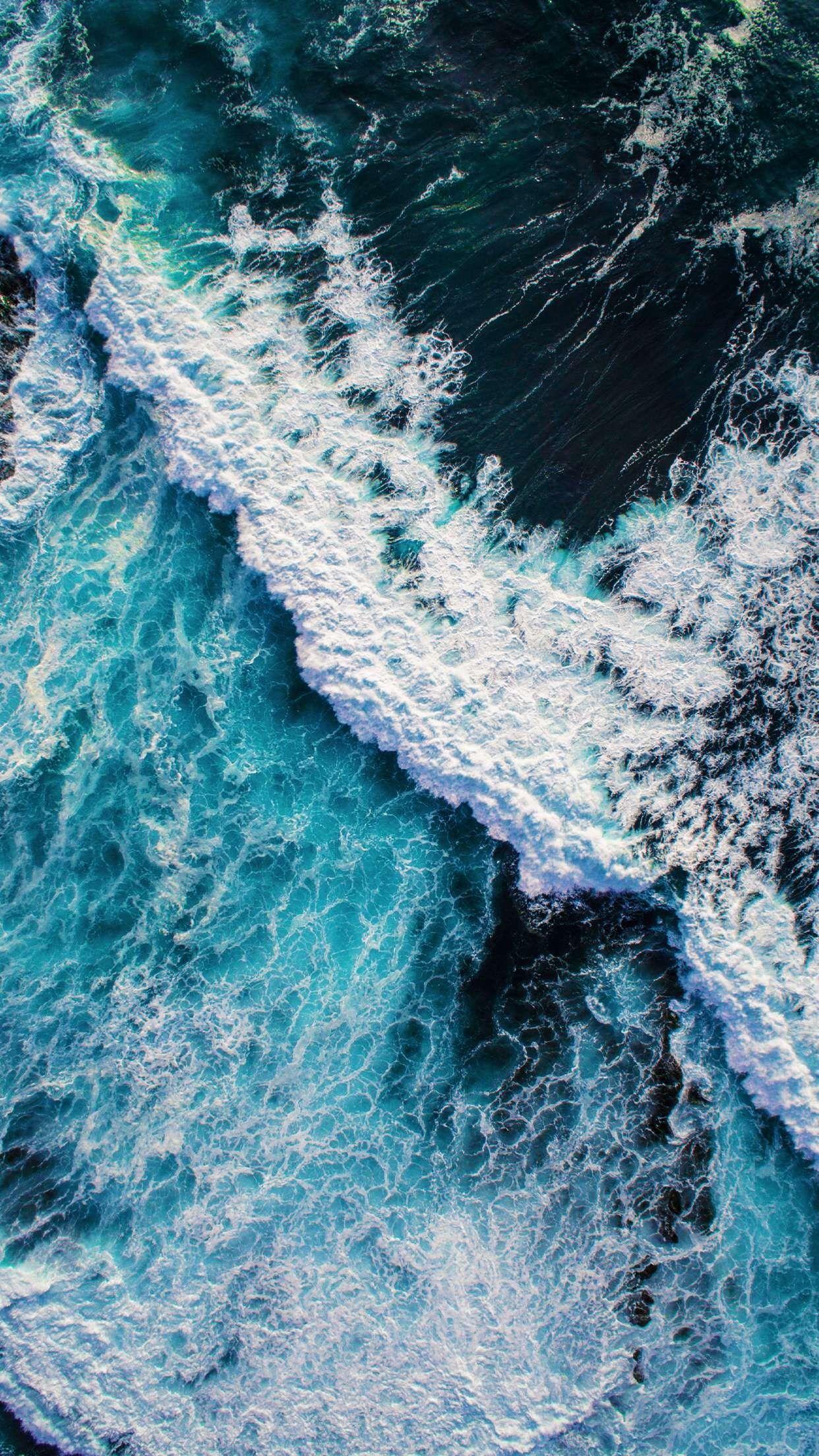 Breathtaking Ocean wallpaper, Iphone background