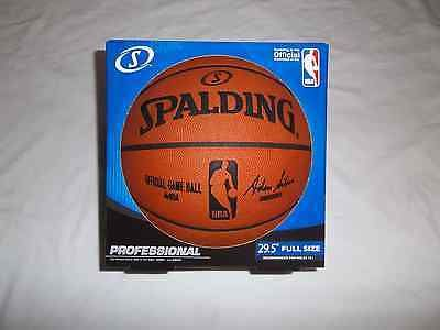 c152d88ad89 Balls 21208  Spalding Official Nba Game Basketball 29.5 Circumference -  BUY  IT NOW ONLY   139.95 on eBay!
