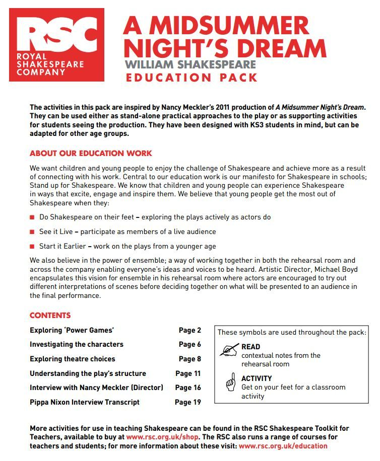 midsummer nights dream essay questions Shakespeare's a midsummer night's dream is a classical comedy featuring strong human emotions, absurdity, deeper meanings, and memorable characters.