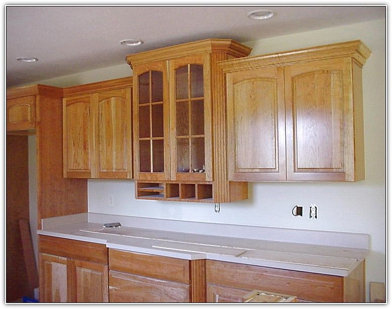 Kitchen Cabinet Trim Molding Ideas Home Design Your Improvements Glamorous Design Of Kitchen Cabinets Pictures Design Inspiration