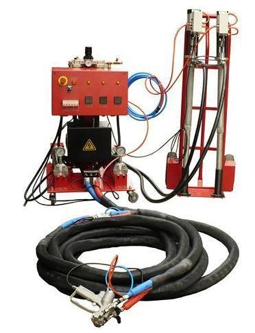 high quality Polyurethane spray foam insulation machine ...