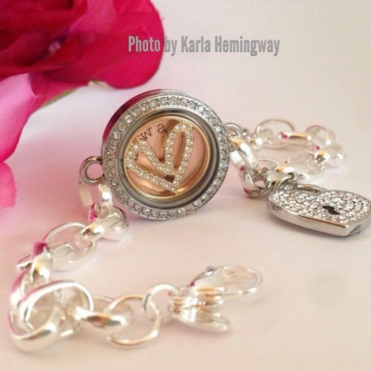Our Link Locket & Window Plates go GREAT together!