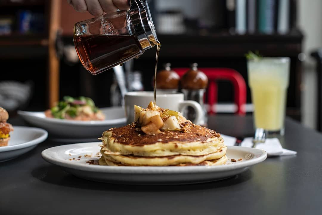 Treat yourself to our delicious menu today at Winslow's Home. Serving up all your breakfast, lunch & brunch faves from 8am-3pm! Come spend part of your Sunday with us.