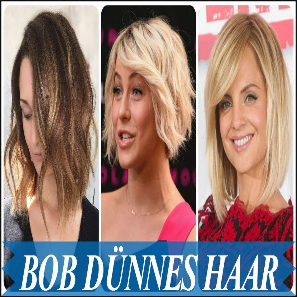 Frisuren dunne haare vorher nachher