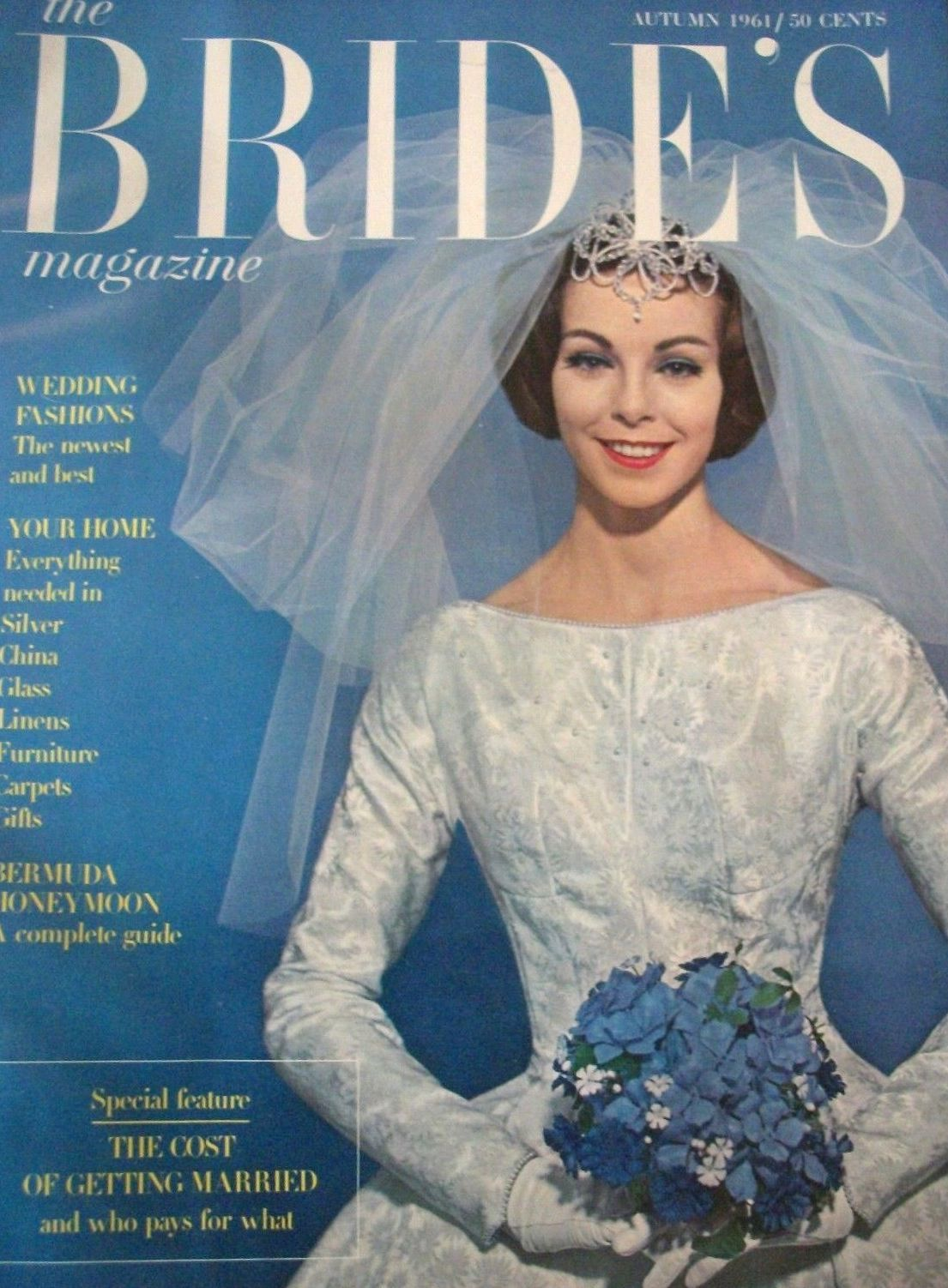 The Bride S Magazine Autumn 1961