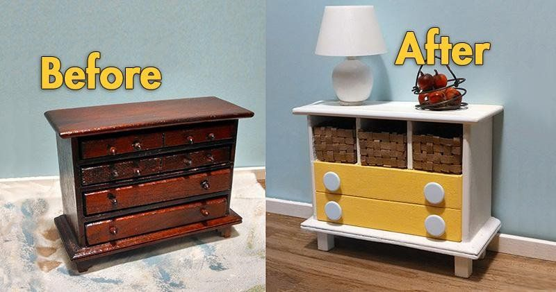 10 Mistakes Dollhouse Newbies Make And How To Fix Them Dollhouse Miniatures Barbie Furniture Miniatures