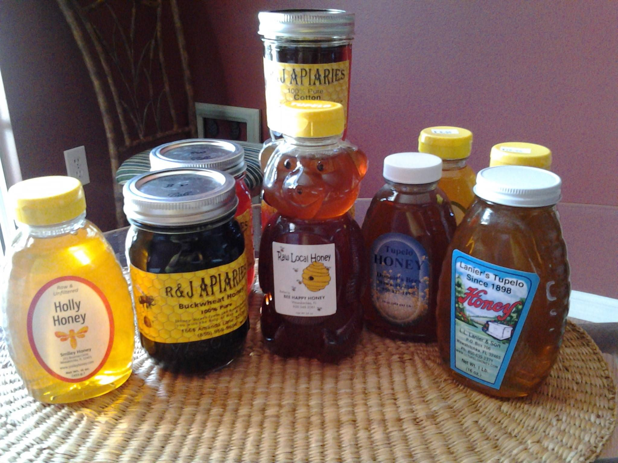 September Is Honey Month And If You Like Honey Come To Florida Florida Travel Fun Food Tent
