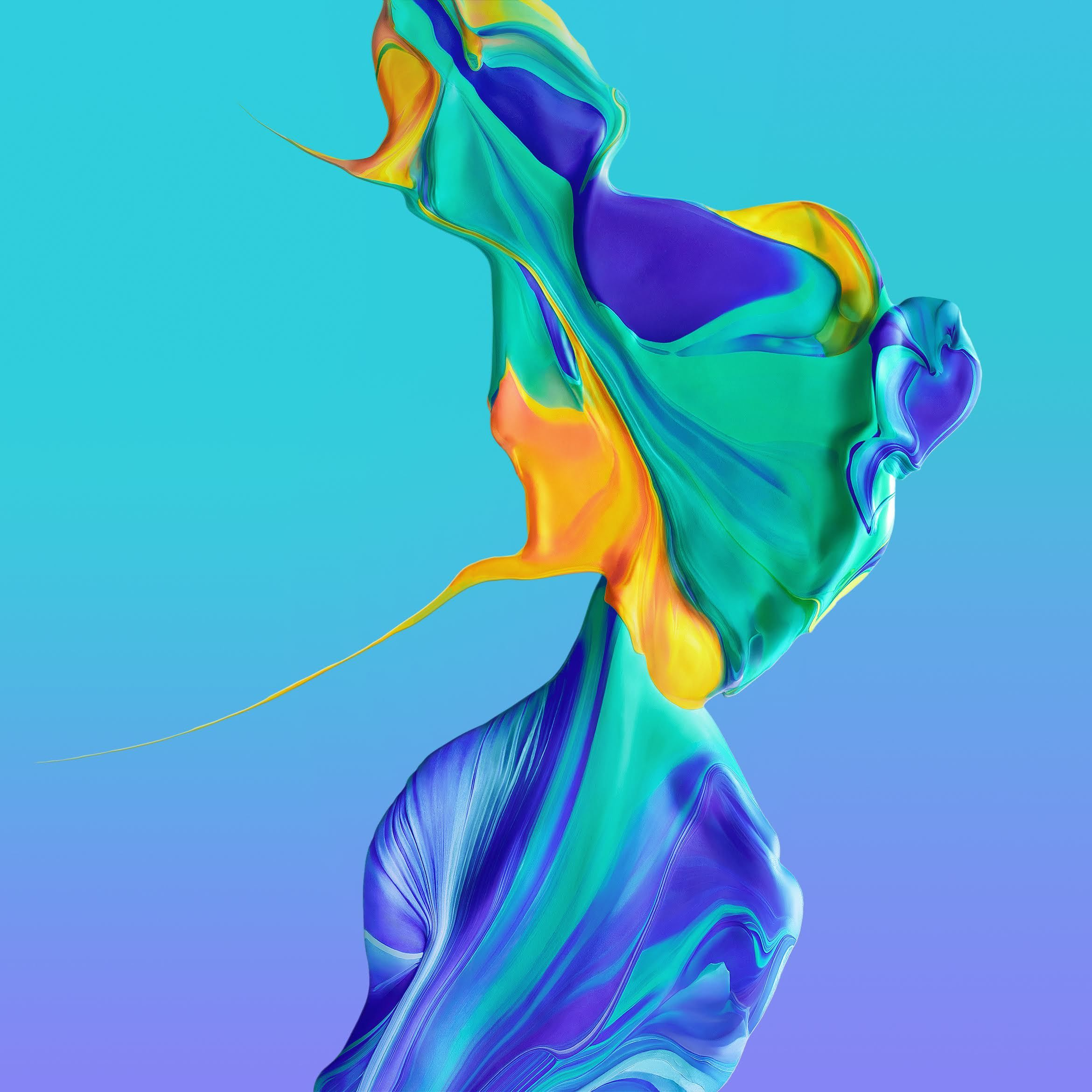 Download Huawei P30 and P30 Pro Official Wallpaper Here