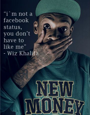 You Dont Have To Like Me Tumblr The Wiz Rapper Quotes Tupac Quotes