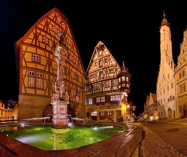 Pan_31109_23_ETM1 / Rothenburg Ob Der Tauber
