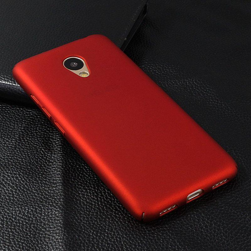 Meizu m3s cover case voor meizu m3s mini m3 note luxe 360 graden full hard matte plastic case voor meizu m3 s mini telefoon case