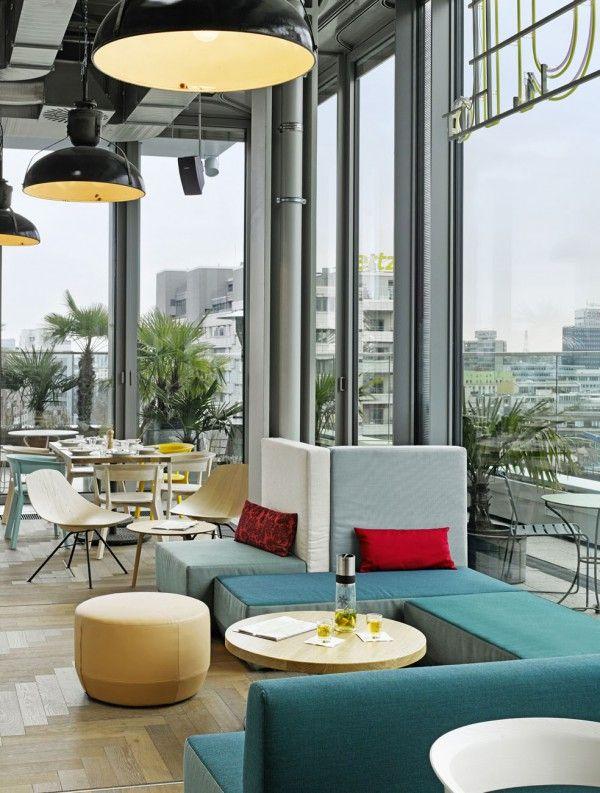 hotel bikini werner aisslinger dise a para la cadena hotelera 25hours su primera apertura en. Black Bedroom Furniture Sets. Home Design Ideas