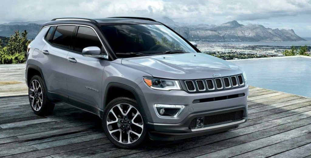 2020 Jeep Compass Overview Jeep Compass Sport Jeep Compass