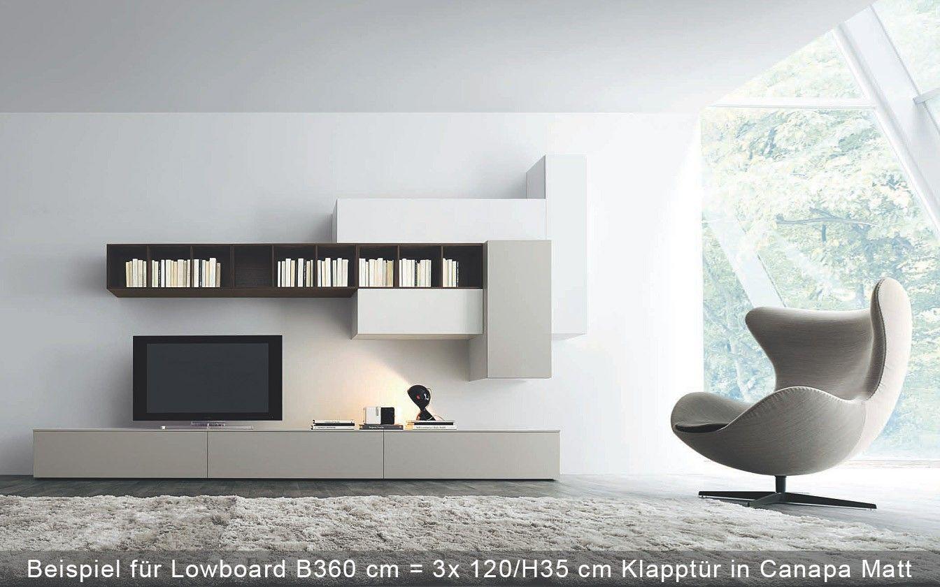 Airline Lowboard Designer Konfigurator  Wohnen, Wohnzimmer modern