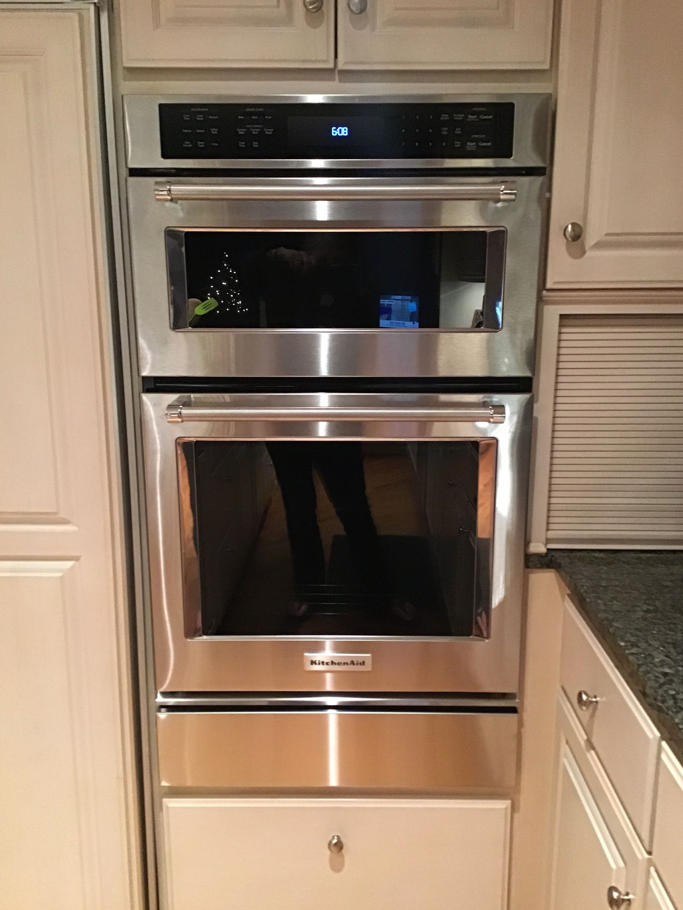 Wall Oven Filler Strip For A Kitchenaid Model Koce507ess In