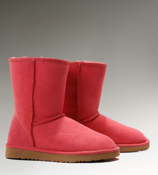 Ugg Classic Short 5825 Red Boots