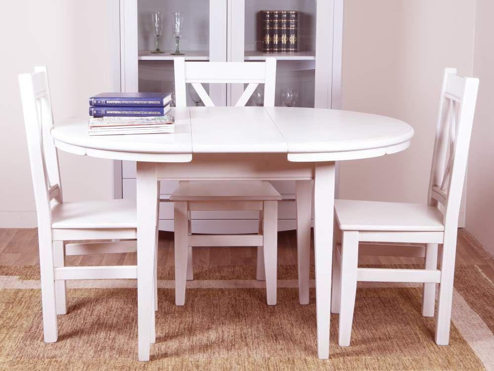 Mesas redondas extensibles | Salón | Mesa redonda comedor, Mesas de ...