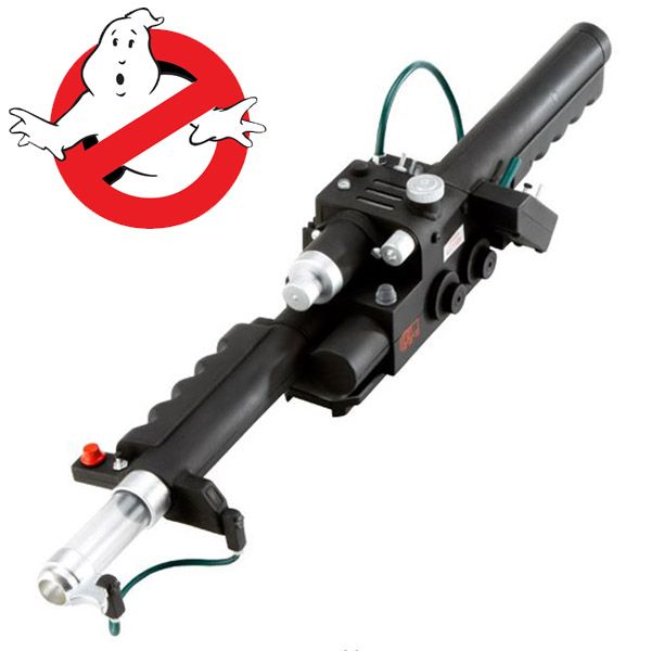 Proton Pack and Wand Ghostbusters