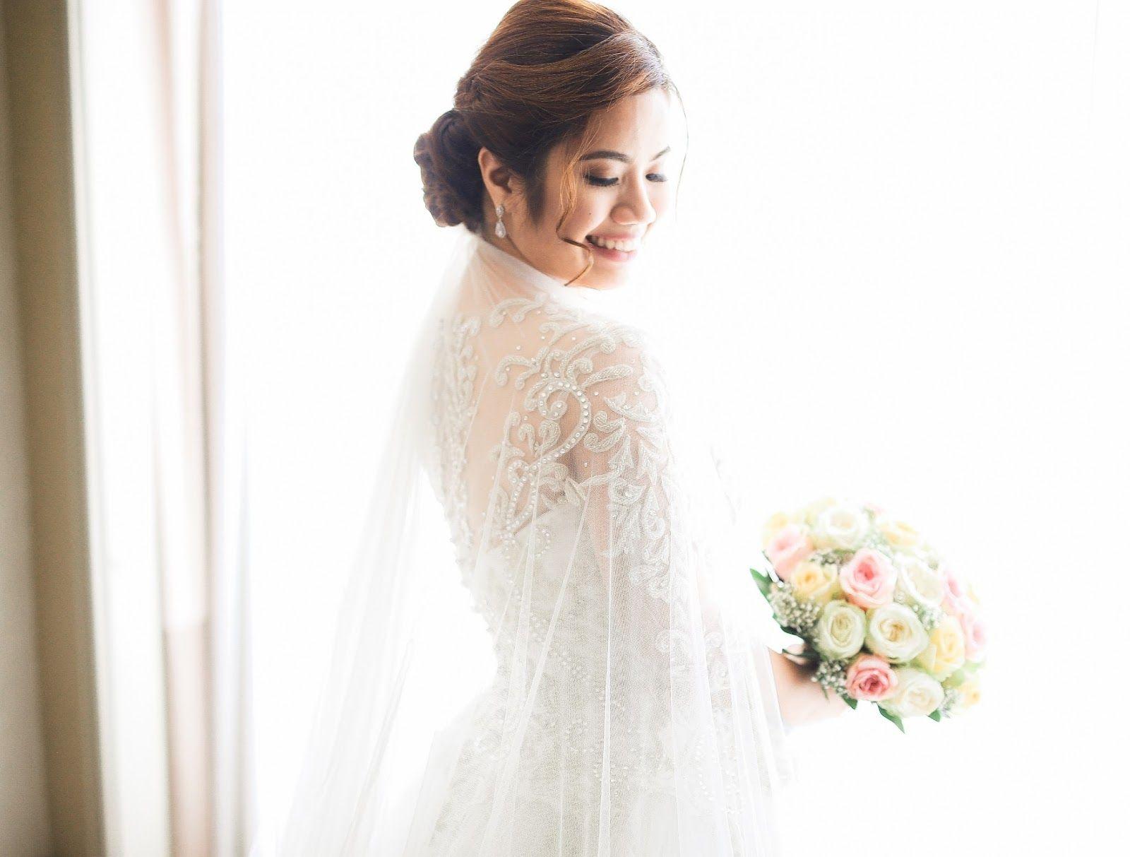 Schön Hochzeitskleid Designer Philippinen Zeitgenössisch ...