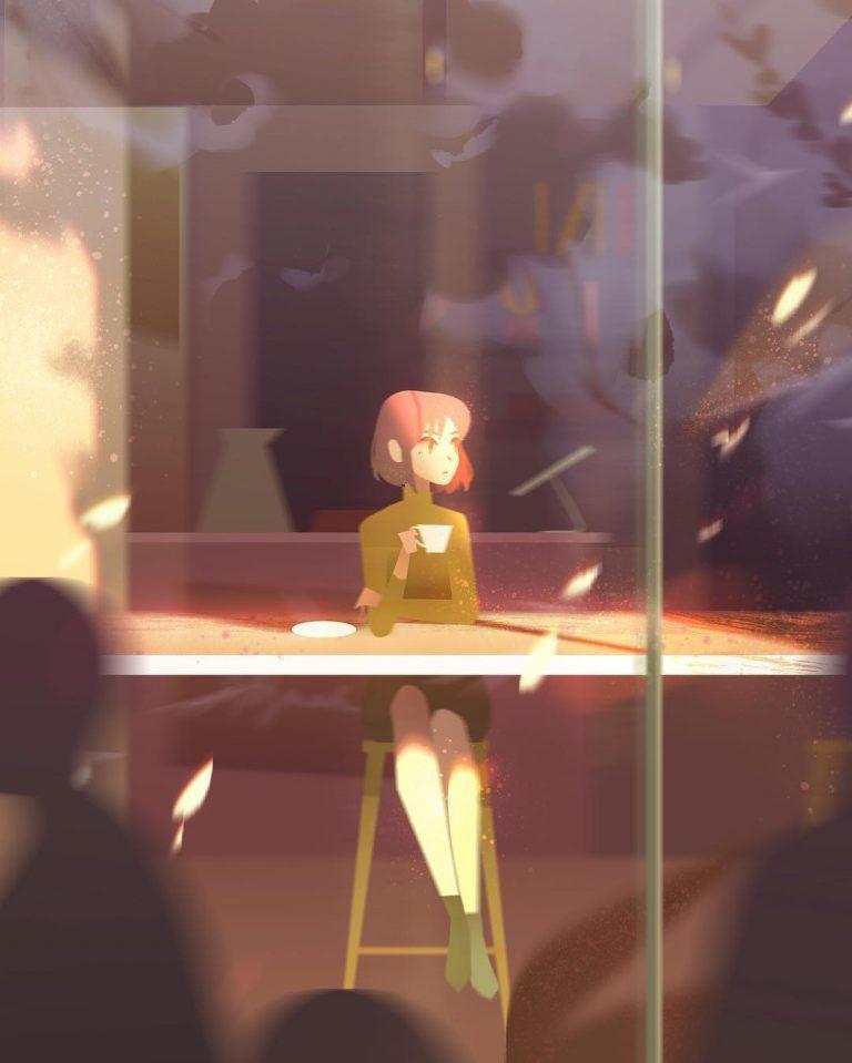 turn photo into anime drawing