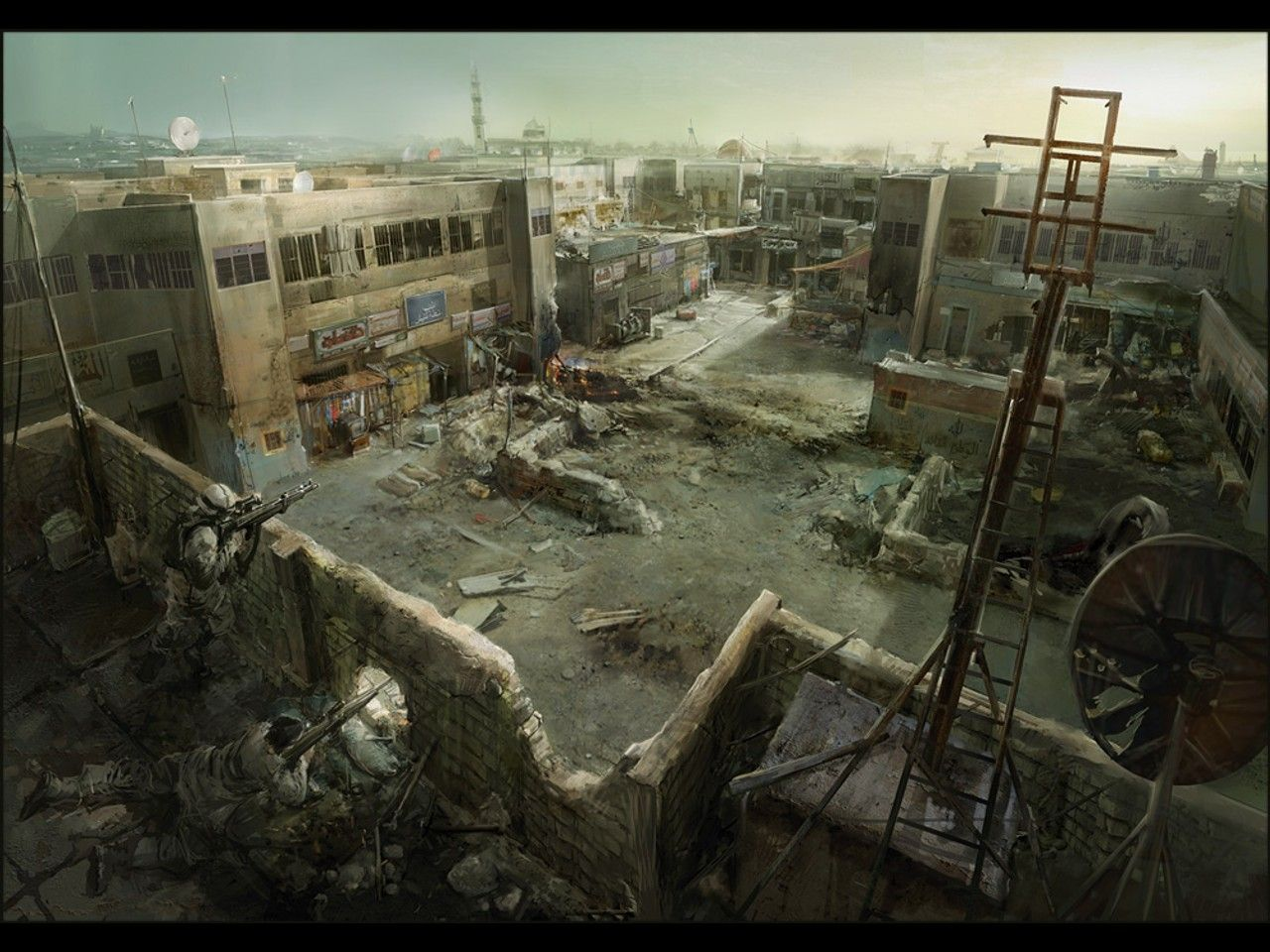 Pin by Tyler Bill on Middle East in 2019 | Environment concept art
