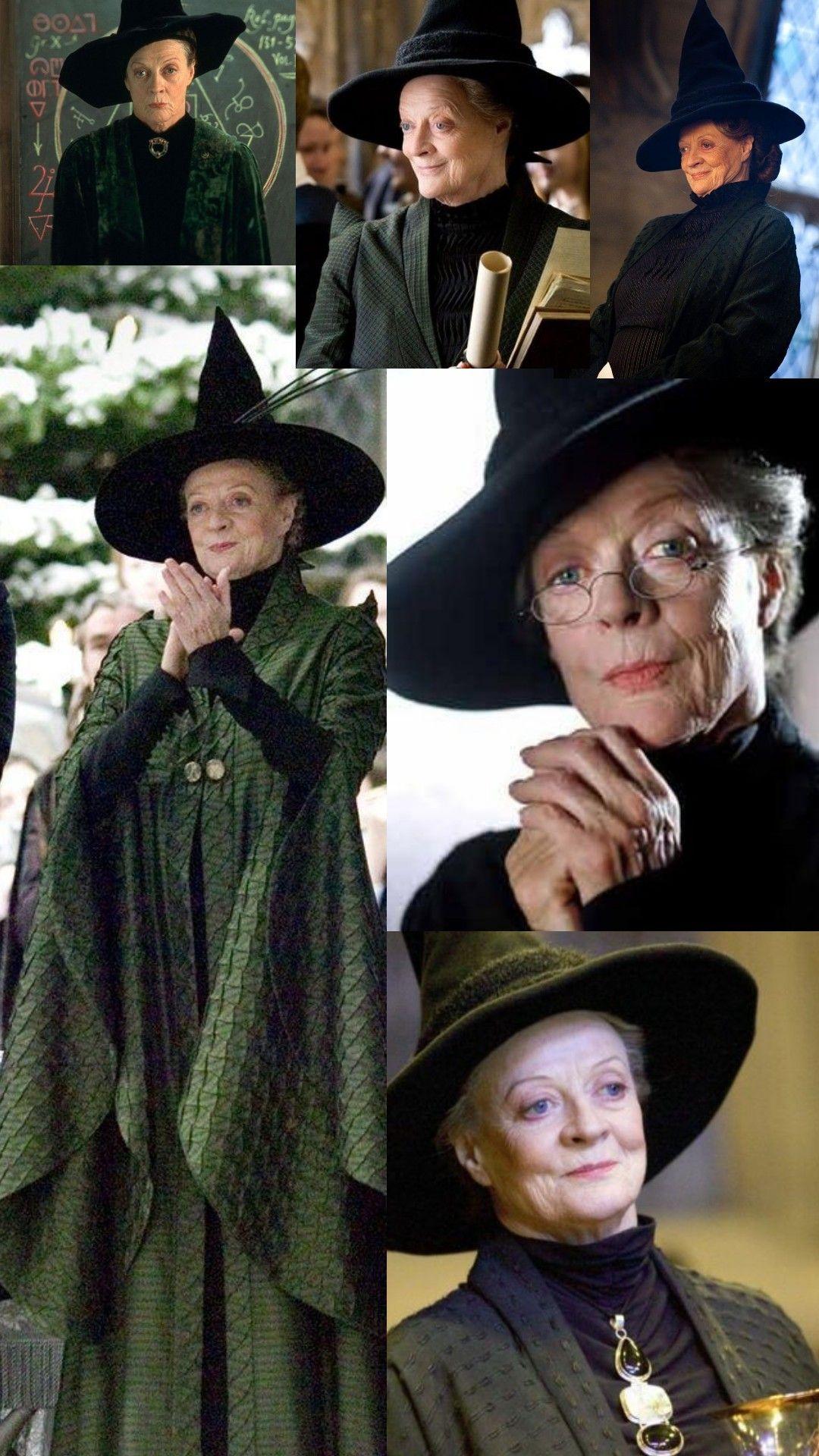 Minerva Mcgonagall Harry Potter Movies Harry Potter Experience Harry Potter Film