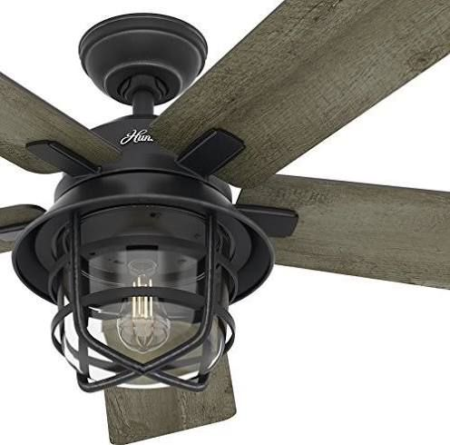 Ceiling Fan Industrial Urban Rustic Rustic Ceiling Fan Outdoor