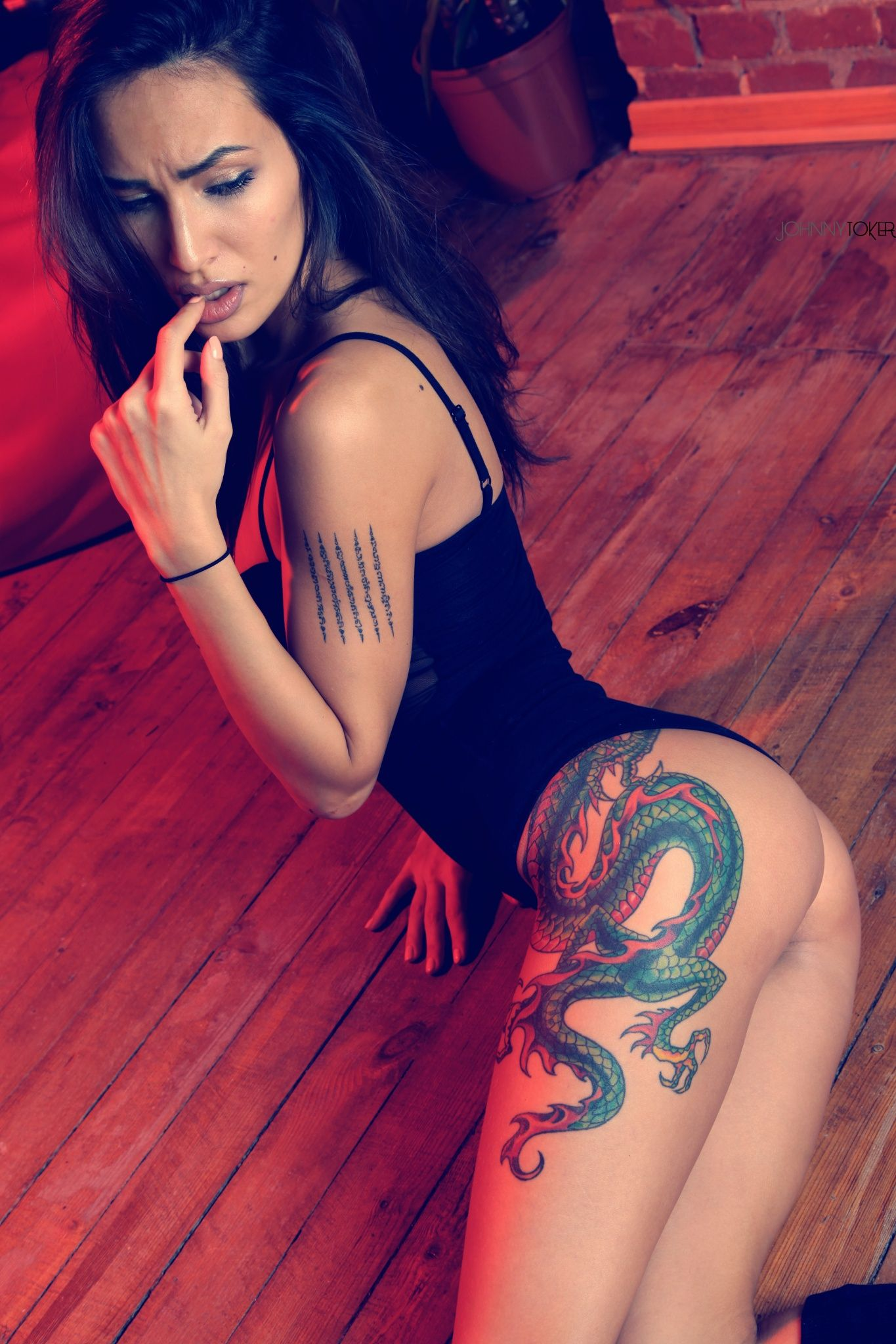 Tattoo websites for girls - Sonya Marmeladova By Johnny Toker On 500px Sexy Tattoo Girlstattooed