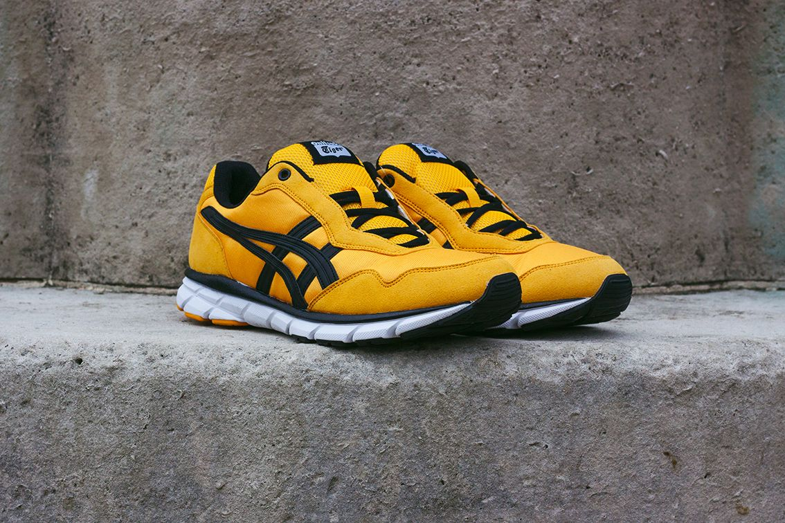 size 11.0 BAIT x Bruce Lee x Onitsuka Tiger Jeet Kune Do Tiger