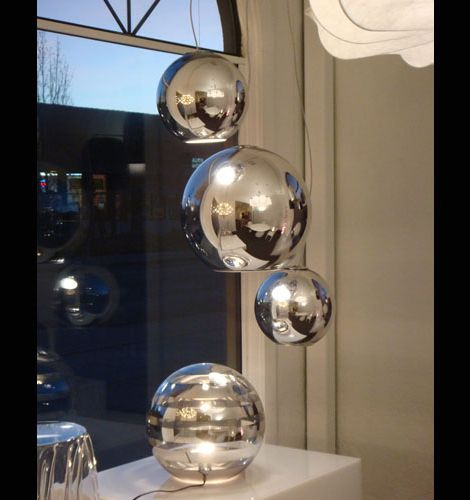 The original timeless globo di luce pendant lighs re released by metal based globes designed and contemporary styled classic timeless globo di luce pendant lighs re aloadofball Choice Image