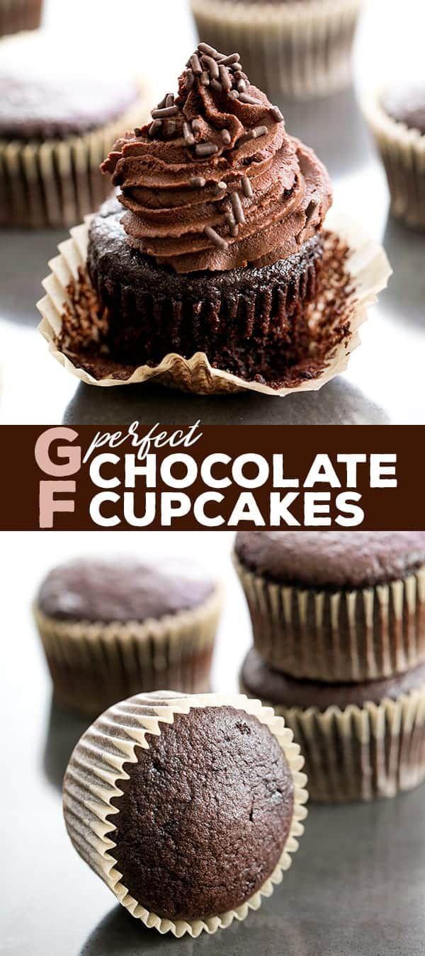 Gluten Free Chocolate Cupcakes Gluten Free Chocolate Cupcakes