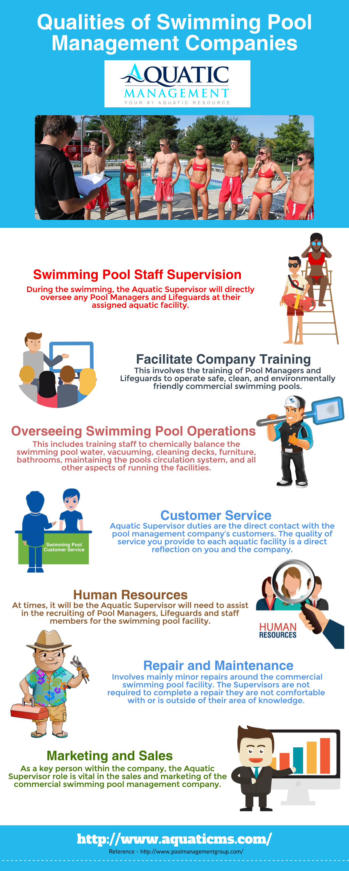 Qualities of Swimming Pool Management Companies Pool