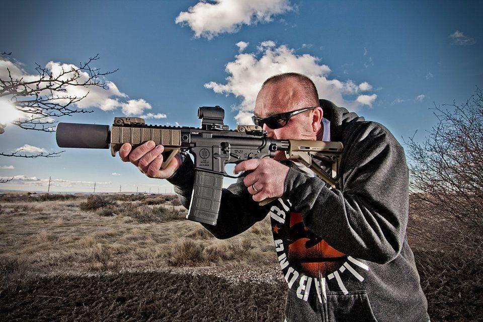 Brevis 5 56 Compact Suppressor Carabine