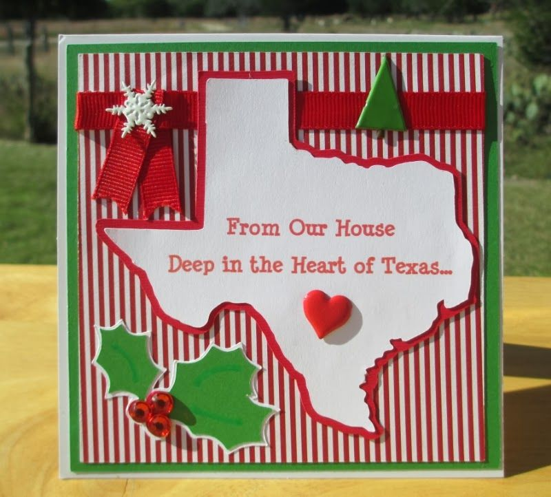 Texas Christmas card idea | Texans are pinning it BIG! | Pinterest ...