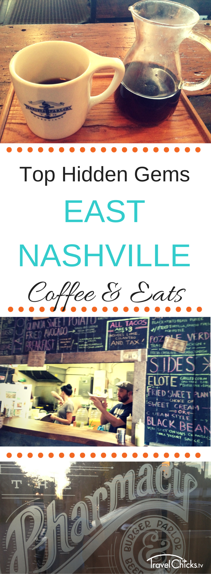 The Top Hidden Local Spots in East Nashville - Hip coffee