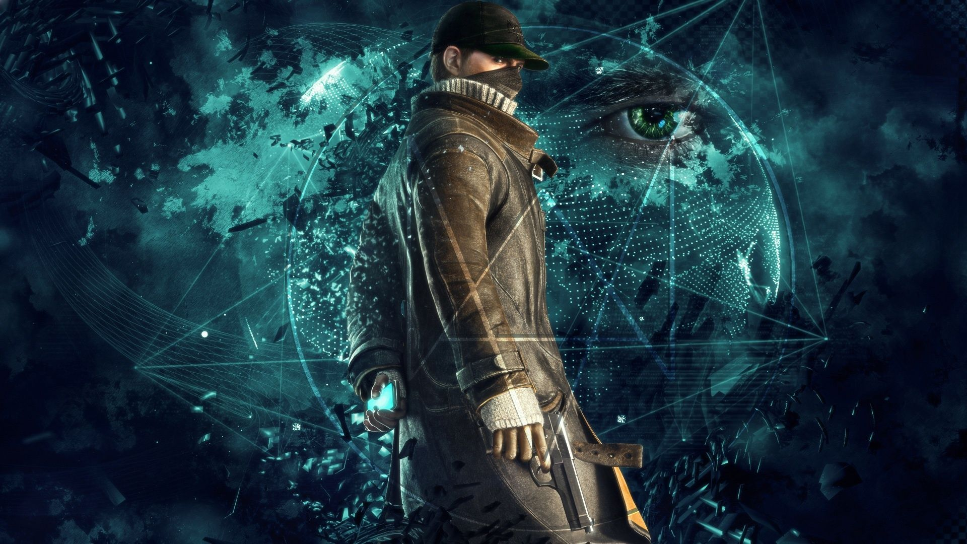 Pin On Watch Dogs