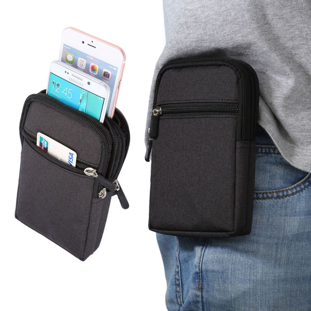 Engagement & Wedding Beautiful Nylon Running Armband Phone Holder 2019 Travel Wallet Bag Money Belt Waist Pouch Shoulder Crossbody Outdoor Sports Purse