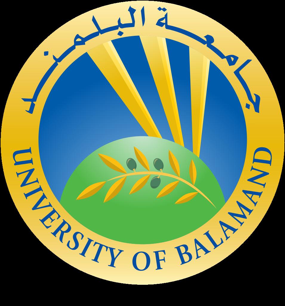 University of Balamand Logo visit