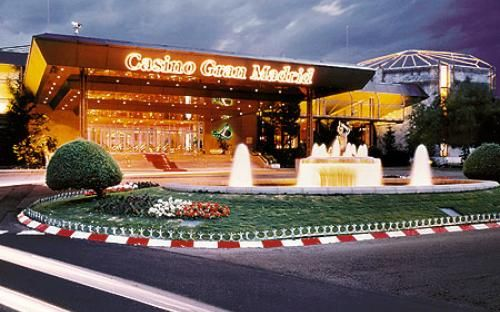 Casino Gran Madrid Torrelodones Exit 29 28250 Madrid Spain