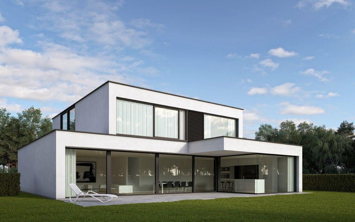 groepswoningbouw bouwen van 6 alleenstaande luxe eengezinswoningen voor abs bouwteam office. Black Bedroom Furniture Sets. Home Design Ideas