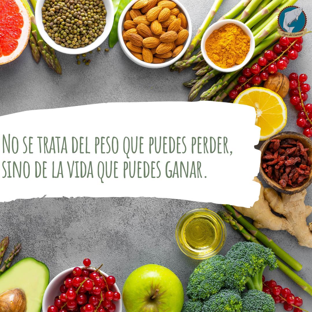 Comer Sano Vida Ganada Imagenes De Alimentos Saludables Frases De Vida Saludable Frases De Nutricion