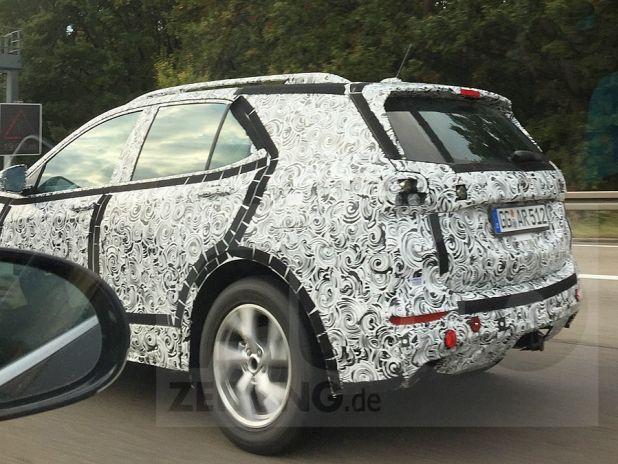 Opel Suv Kein Omega Nachfolger Update Autozeitung De Auto Neuheiten Autos Omega