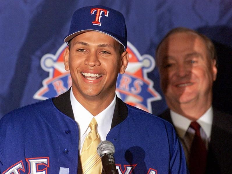 Texas Rangers Alex Rodriguez Alex rodriguez, Baseball