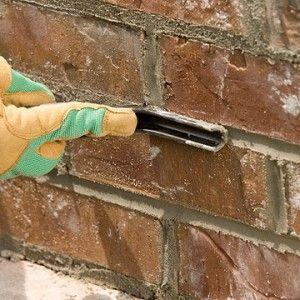 How To Repair Chimney Mortar Brick Repair Mortar Repair Diy Home Repair