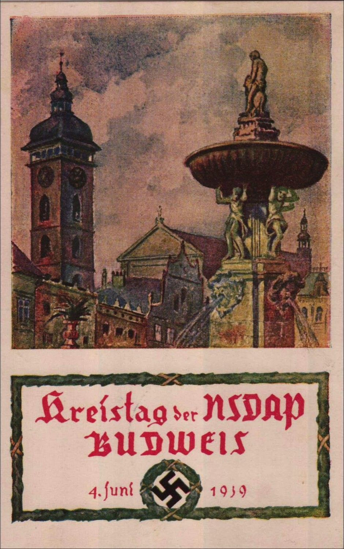 1939, Kreistag Budweis,